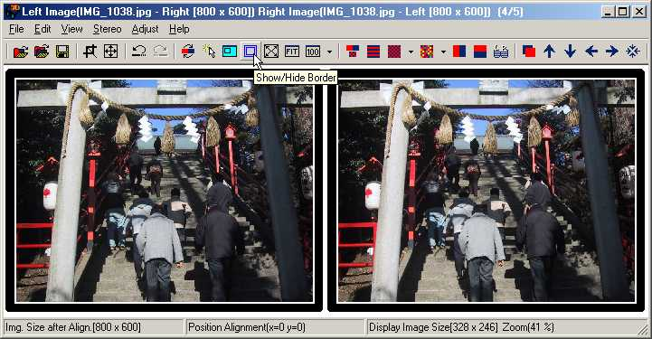 StereoPhoto Maker (English)